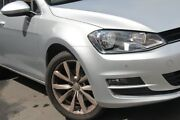 2014 Volkswagen Golf VII MY14 103TSI DSG Highline Silver 7 Speed Sports Automatic Dual Clutch Wagon Nundah Brisbane North East Preview