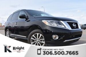 2014 Nissan Pathfinder SL 4X4! Command Start! Back Up Camera! Ac
