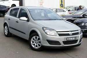 2007 Holden Astra AH MY07.5 CD Silver 4 Speed Automatic Hatchback Kings Park Blacktown Area Preview