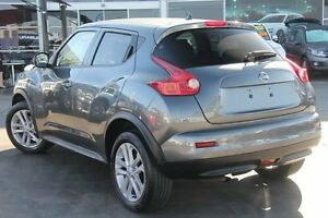 2013 Nissan Juke F15 ST (FWD) Grey Continuous Variable Wagon Penrith Penrith Area Preview