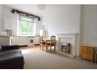Tasteful 1 bedroom first floor property near Easter Road available September – NO FEES