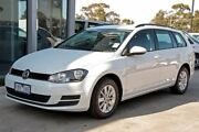 2016 Volkswagen Golf VII MY16 92TSI DSG Trendline White 7 Speed Sports Automatic Dual Clutch Wagon Cairnlea Brimbank Area Preview