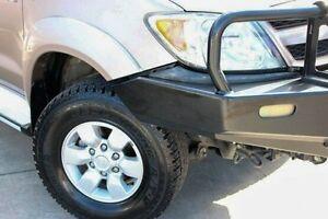 2006 Toyota Hilux Grey Manual Utility Blackburn Whitehorse Area Preview
