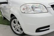 2011 Holden Barina TK MY11 White 4 Speed Automatic Sedan Kedron Brisbane North East Preview