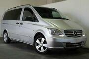 2013 Mercedes-Benz Valente 639 BlueEFFICIENCY Silver Automatic Wagon Underwood Logan Area Preview