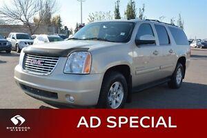 2013 GMC Yukon XL SLT 4X4 Accident Free,  Leather,  Heated Seats