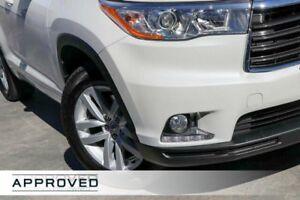 2015 Toyota Kluger GSU50R GX 2WD Pearl White 6 Speed Sports Automatic Wagon
