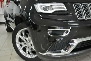 2014 Jeep Grand Cherokee WK MY14 Summit (4x4) Black 8 Speed Automatic Wagon Chatswood West Willoughby Area Preview