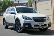 2014 Subaru Outback B5A MY14 2.5i Lineartronic AWD White 6 Speed Constant Variable Wagon Glenelg Holdfast Bay Preview