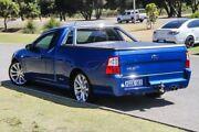 2014 Ford Falcon FG MkII XR6 Ute Super Cab Turbo Blue 6 Speed Manual Utility Rockingham Rockingham Area Preview