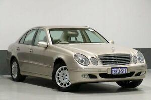 2002 Mercedes-Benz E320 211 Elegance Champagne 5 Speed Auto Touchshift Sedan