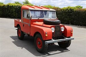 1950s Land Rover Series 1