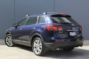 2013 Mazda CX-9 TB10A5 Luxury Activematic AWD Blue 6 Speed Sports Automatic Wagon