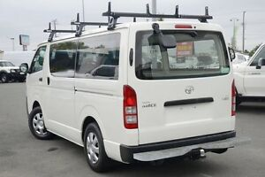 2011 Toyota Hiace KDH201R MY11 LWB White 5 Speed Manual Van Acacia Ridge Brisbane South West Preview