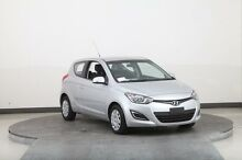 2013 Hyundai i20 PB MY12.5 Active Silver 6 Speed Manual Hatchback Smithfield Parramatta Area Preview