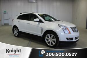 2014 Cadillac SRX Premium Navigation, Moon Roof, Leather, Rear C