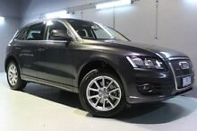 2011 Audi Q5 8R MY11 TFSI S tronic quattro Grey 7 Speed Sports Automatic Dual Clutch Wagon Launceston Launceston Area Preview