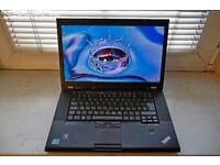Quad Core i7 * Full HD 1920 x 1080p * Nvidia Quadro 2Gb * Lenovo W520 Mobile Workstation / Gaming