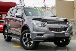 2016 Holden Colorado 7 RG MY16 Trailblazer Satin Steel Grey 6 Speed Sports Automatic Wagon West Perth Perth City Area Preview
