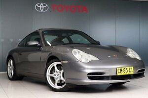 2002 Porsche 911 Carrera 996 MY02 5 Speed Sports Automatic Coupe Glebe Inner Sydney Preview