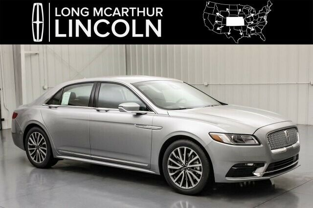 Image 1 Voiture American used Lincoln Continental 2020