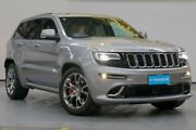 2014 Jeep Grand Cherokee WK MY2014 SRT Silver 8 Speed Sports Automatic Wagon Brooklyn Brimbank Area Preview