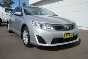 2014 Toyota Camry ASV50R Altise Silver Pearl 6 Speed Sports Automatic Sedan Cardiff Lake Macquarie Area Preview