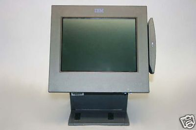 Ibm 4840-53c Surepos 500 Pos Touch Screen Terminal