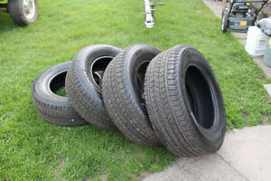 NEW Michelin Energy Saver A/S 265/65R18