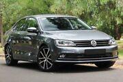 2016 Volkswagen Jetta 1B MY17 155TSI DSG Highline Sport Grey 6 Speed Sports Automatic Dual Clutch Hawthorn Mitcham Area Preview