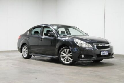 2013 Subaru Liberty B5 MY13 2.5X Lineartronic AWD Grey 6 Speed Constant Variable Sedan Welshpool Canning Area Preview