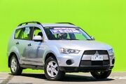 2011 Mitsubishi Outlander ZH MY11 LS 6 Speed Constant Variable Wagon Ringwood East Maroondah Area Preview