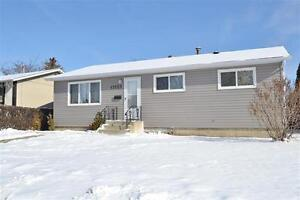 Renovated bungalow - 13523 74 ST NW