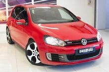 2012 Volkswagen Golf VI MY12.5 GTI DSG Red 6 Speed Sports Automatic Dual Clutch Hatchback Blacktown Blacktown Area Preview