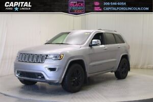 2017 Jeep Grand Cherokee Overland 4WD **New Arrival**