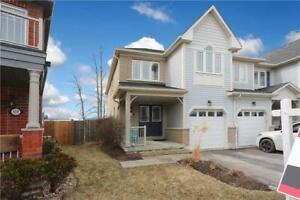 Executive 4 Bdrm Freehold End Unit Town Home