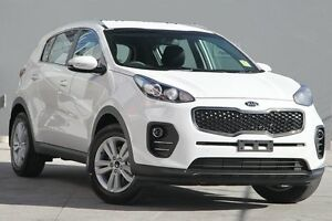2016 Kia Sportage QL MY16 Si 2WD Clear White 6 Speed Sports Automatic Wagon Waitara Hornsby Area Preview