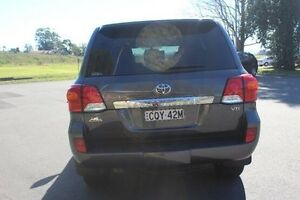 2014 Toyota Landcruiser VDJ200R MY13 Altitude Grey Sports Automatic Wagon South Maitland Maitland Area Preview