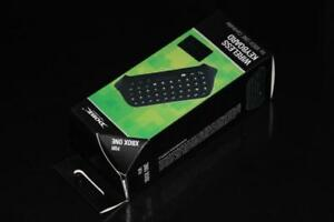 XBOX ONE-MANETTE CLAVIER CHATTE/CONTROLLER KEYBOARD CHAT PAD (NEUF/NEW) [VOIR/SEE DESCRIPTION] (C008)