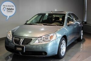 2009 Pontiac G6 SE Power Driver Seat + Sunroof + Cruise Control