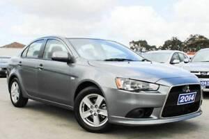 From $85 per week on finance* 2014 Mitsubishi Lancer Sedan Coburg Moreland Area Preview