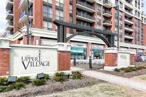 Corner One Bedroom + One Parking Condo for Sale In Markham