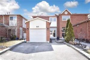 ******BRIGHT AND SPACIOUS 3 BDRM SEMI IN VAUGHAN*****