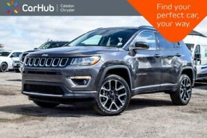 2018 Jeep Compass Limited 4x4|Navi|Pano Sunroof|Bluetooth|Backup