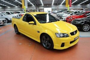2011 Holden Ute VE II SS Yellow 6 Speed Manual Utility Maryville Newcastle Area Preview