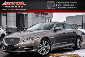 2011 Jaguar XJ XJL|Bower&Wilkins Pkg|Sunroof|Nav|Sat|Bluetooth|1