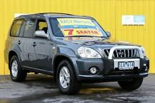 2003 Hyundai Terracan HP Grey 5 Speed Manual Wagon Ferntree Gully Knox Area Preview
