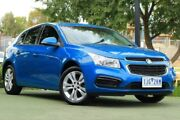2016 Holden Cruze JH Series II MY16 Equipe Blue 6 Speed Sports Automatic Hatchback Berwick Casey Area Preview