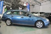 2007 Saab 9-3 MY08 Linear 2.0T SportCombi 5 Speed Automatic Wagon Victoria Park Victoria Park Area Preview