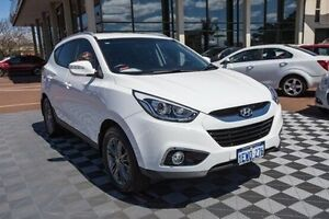2015 Hyundai ix35 LM3 MY15 SE White 6 Speed Manual Wagon Alfred Cove Melville Area Preview